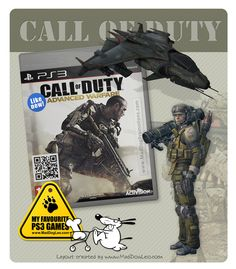 """PS3: Call of Duty, Advanced Warfare - Call of Duty, Advanced Warfare is a great game and has cool graphics. The Call of Duty collection has various tiles so you can spend lots of time killing the enemy. The """"user profile"""" in Call of Duty Advanced Warfare sucks when it come to giving your players a unique name and the menu system seem awkward but overall the game itself is great to """"kill"""" some time ;). I would recommend this game.  Advanced Warfare is well worth the money!"""