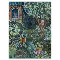 ACHICA   Nicolette Carter - Night Owls A1, Print, 50cmx70cm