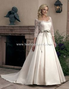 Casablanca Wedding Dresses - Style 1800 [1800] - $810.00 : Wedding Dresses, Bridesmaid Dresses and Prom Dresses at BestBridalPrices.com