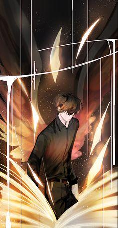 Anime Angel, Anime Demon Boy, Character Art, Character Design, Handsome Anime, Boy Art, Cute Anime Guys, Fantastic Art, Cultura Pop