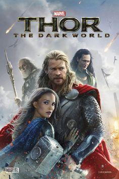 Thor: The Dark World - movie poster