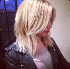 Ashley Tisdale blonde hair color idea