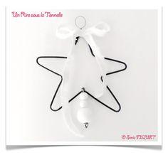 Wire Star by Un Rire sous la Tonnelle  © Sonia FIQUET