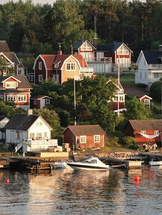 Stockholm , the Archipelago by Kimberly Vital Brasil