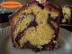 Ελληνικές συνταγές για νόστιμο, υγιεινό και οικονομικό φαγητό. Δοκιμάστε τες όλες Greek Recipes, Desert Recipes, Sweets Cake, Cupcake Cakes, Cupcakes, Greek Cake, Brownie Ice Cream, Greek Sweets, Brownie Cake