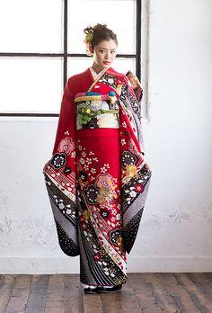 NO.073 正絹 京友禅|成人式の振袖販売、振袖レンタルの京都きもの友禅