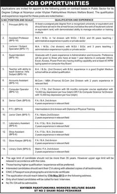 Superintendent,Lecturers,Principal Jobs in Public Sector KPK Public, Positivity, Reading, Optimism