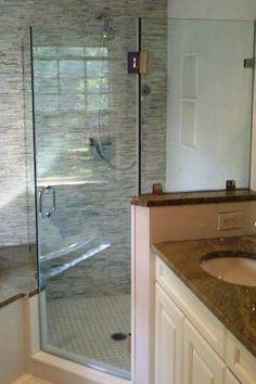 Imperial Series Frameless Glass Shower Doors in NJ | Glass Castle