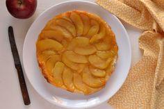 Dívány - Alapkonyha - Karamellizált, fordított almatorta gyorsan Croissant, Pineapple, Pie, Sweets, Fruit, Food, Cakes, France, Tarte Tatin