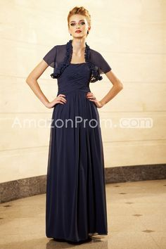 Gorgeous+Pleats+A-Line+Strapless+Floor-length+Mother+of+the+Bride+Dresses
