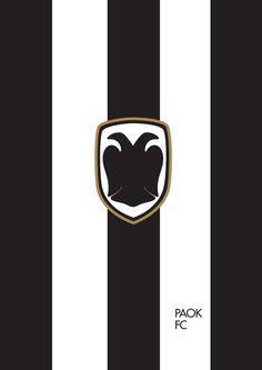 Football Minimal Logos - Rest of Europe Clubs on Behance