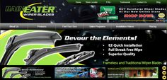 Check Out Our NEW Website!  http://raineater.com
