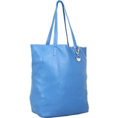 DKNY Pure NS Tote Blue - Zappos.com Free Shipping BOTH Ways