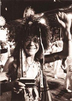 Janis Joplin in Rio