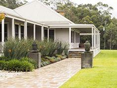 Modern Australian Homestead:
