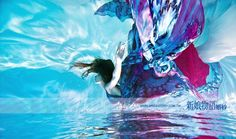 水中婚紗 {綺麗の美} 主題攝影