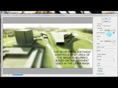 DEPTH OF FIELD: PHOTOSHOP ARCHITECTURAL ILLUSTRATION TUTORIAL