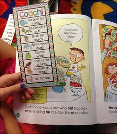 Crazy for First Grade: This lady has a lot of good resources, like this bookmark for learning to read!