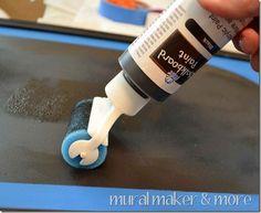 chalkboard craft