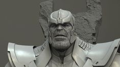 Guardian of the Galaxy Thanos Vfx Breakdown