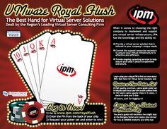 Campaña de E-mail Royal Flush para Ipm vmware