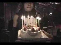 Kai Sings Happy Birthday to Aoi {Gazette}