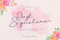 Just Signature Script | Pixelify | Best Free Fonts, Mockups, Templates and Vectors.