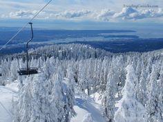 Seymour Mountain, Vancouver, B.C., Canada