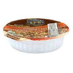 Lundberg Farms Heat & Eat Country Wild Rice Bowl (12x7.4 Oz)