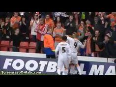 Blackpool FC - Stephen Dobbie Goals; @LiamHolister: look at 1:00. #ScottishMessi #BHAFC