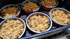 When you're cooking fruit, it's synned so I tend to avoid it completely; but after picking up a huge bag of cooking apples for a bargain pound ata farm campsite in Norfolk last weekend,I thought stuff it, I want a crumble! What are your thoughts? Do you tun a blind eye to its syn value? […]