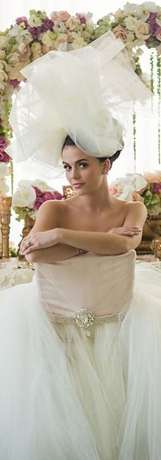 Photograph By: Dave Abreu Photography Wedding Show, Wedding Veils, Wedding Bride, Dream Wedding, Wedding Arches, Wedding Flowers, 2016 Wedding Trends, Wedding Dress Trends, Wedding Dresses