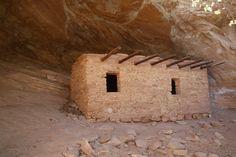 Doll House Anasazi Ruin - Cedar Mesa