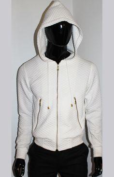 Zip Up Quilted Sweatsuit
