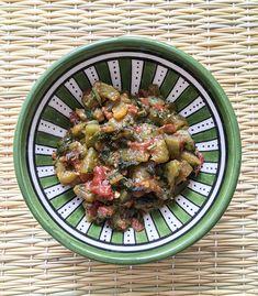 Hjemmelavet taktouka  klassisk vegansk opskrift fra Marrakech