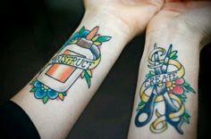 Crafty Tattoo