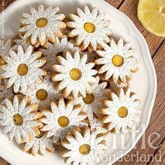 Galletas rellenas de lemon curd