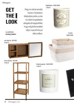 Pin magazin 2014 autumn - No. H&m Home, Zara Home, Make It Simple, Autumn, Soap, Fall Season, Fall