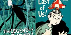 If Dr. Seuss made horror movies and games » Lost At E Minor: For creative people