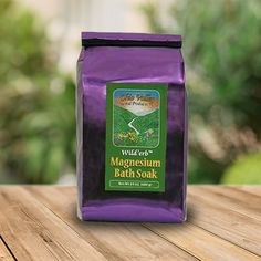 Magnesium Bath Soak Magnesium Bath, Bath Soak, Herbalism, Food, Products, Herbal Medicine, Bath Salts, Essen, Meals