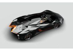 A Lamborghini divulgou os primeiros esboços do Diamante Concept
