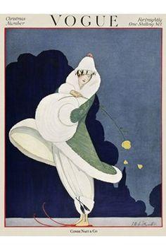 Fashion Magazine Covers - Online Archive for Women (Vogue.com UK) DECEMBER 1916