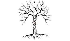 Small Tribal Tree & Heart Tattoo | Tattoo Tabatha