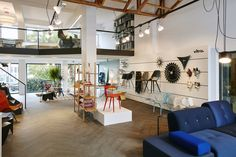 A destination for interior designers, Space Invaders stocks everything from modernist classics by Charles and Ray Eames to contemporary Bouroullec brothers' work. It makes for inspirational shopping. - Faro, Portugal
