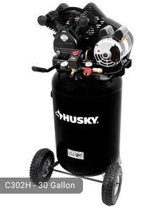 Awesome 30 gallon air compressor…