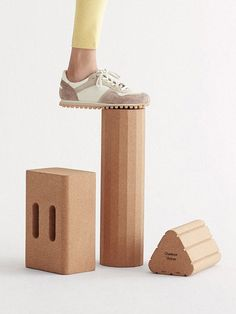 Shapes Bundle Cork by Visibility