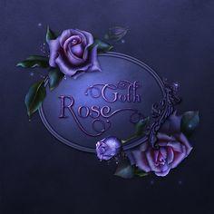 "Jaguarwoman's ""Goth Rose"""