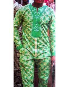 African attire print design AAPD0011