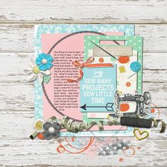 Layout created using Melissa Bennett's kit Sew On - Available @ Sweet Shoppe Designs. http://www.sweetshoppedesigns.com/sweetshoppe/product.php?productid=30433&cat=742&page=2