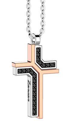 Pendant Jewelry, Pendant Necklace, Jeep Jk, Cross Jewelry, Egg Salad, Metal Artwork, Gold Cross, Cross Pendant, Rings For Men